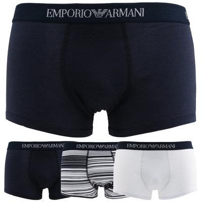 Emporio Armani 3PACK_7P722_43935_DARKBLUE